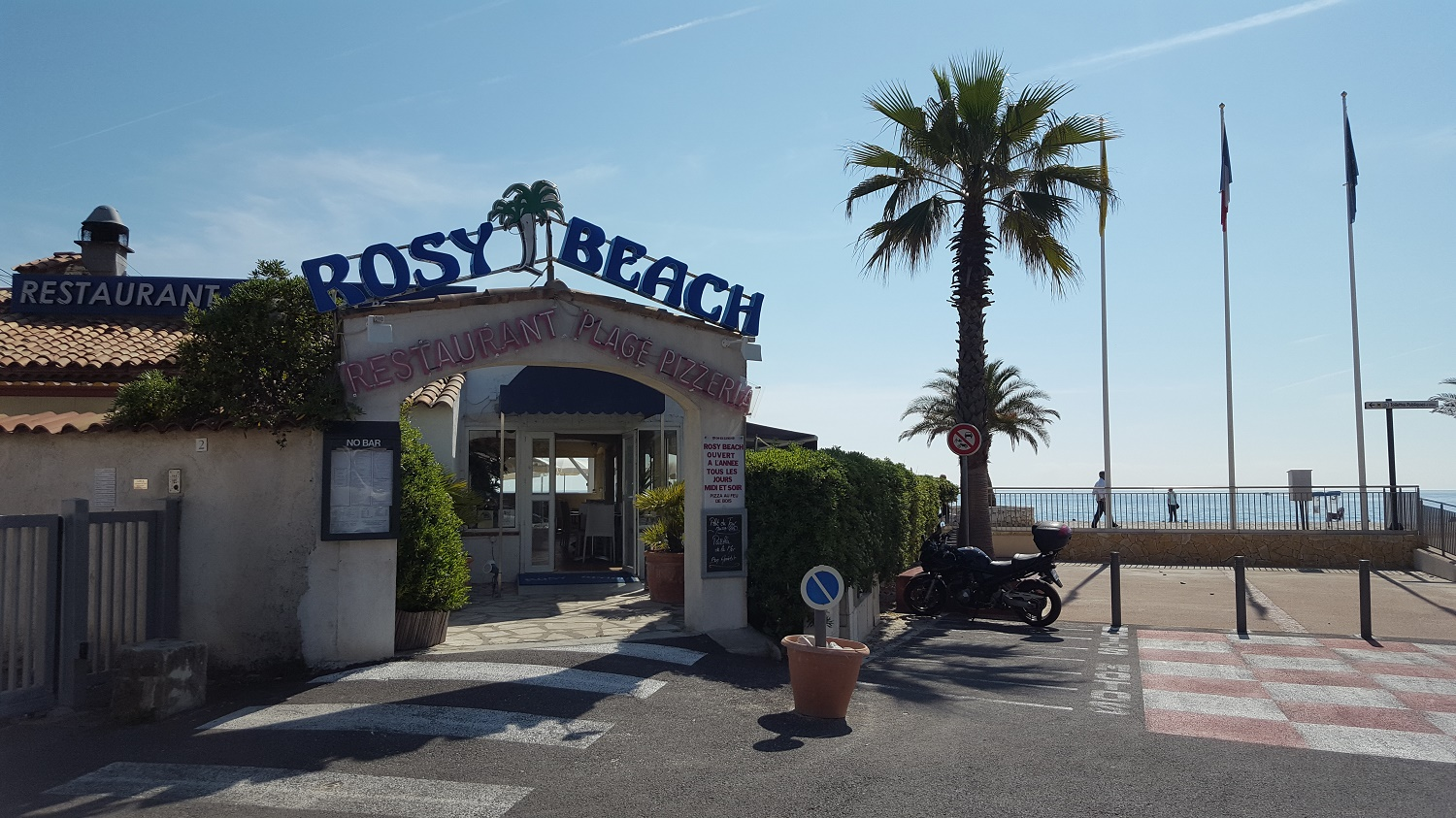 restaurant pizzéria Rosy-Beach