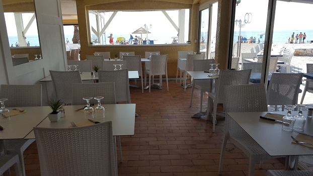 photos-restaurant-pizzeria rosy-beach Villeneuve Loubet